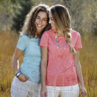 T-Shirts Damen Kurzarm
